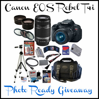 Photo Ready {Giveaway}